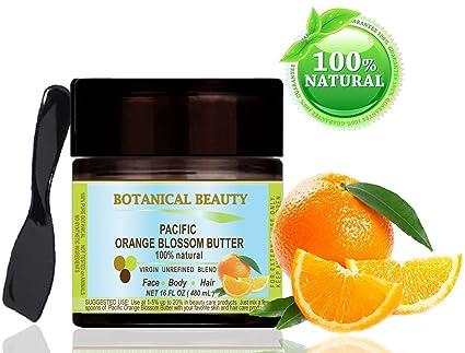 'naranja Flores (pazi Fischer) Mantequilla 100% Natural/Extracto 100%