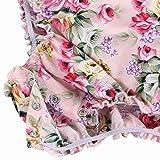 PrinceSasa Baby Girl's Ruffles Romper Summer