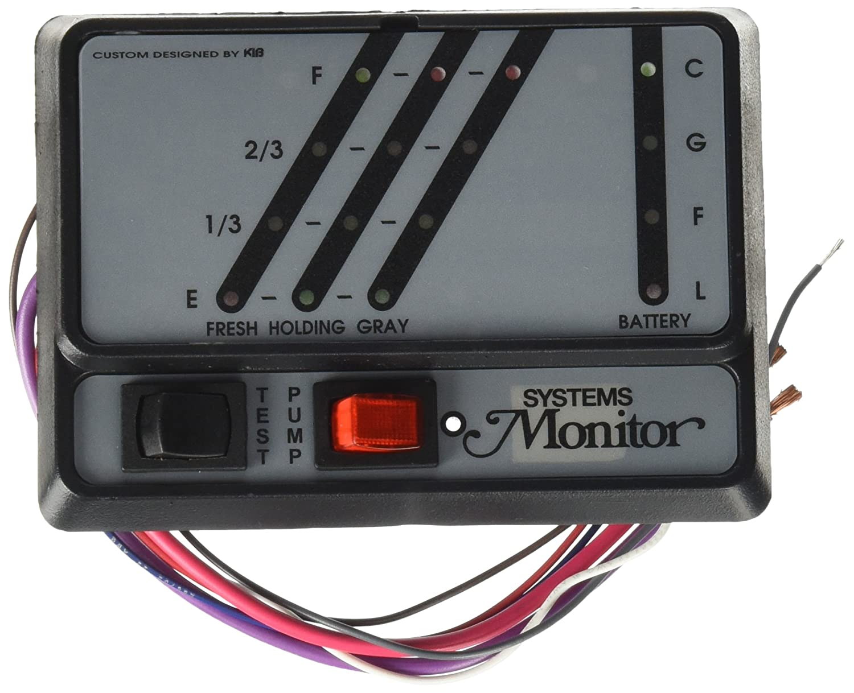 kib systems monitor panel wiring diagrams