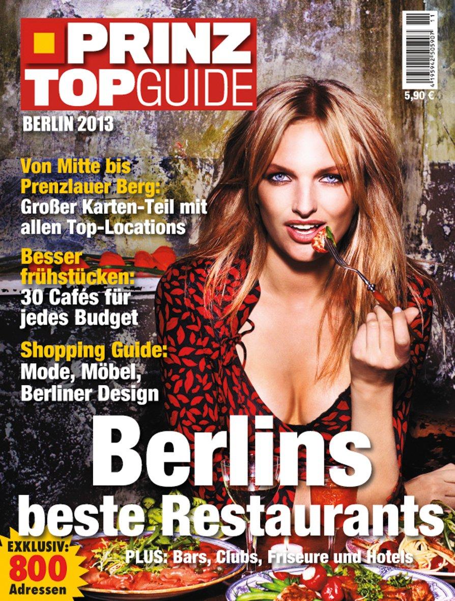 Prinz Top Guide Berlin 2013