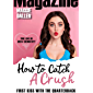 First Kiss with the Quarterback (How to Catch a Crush Book 4)