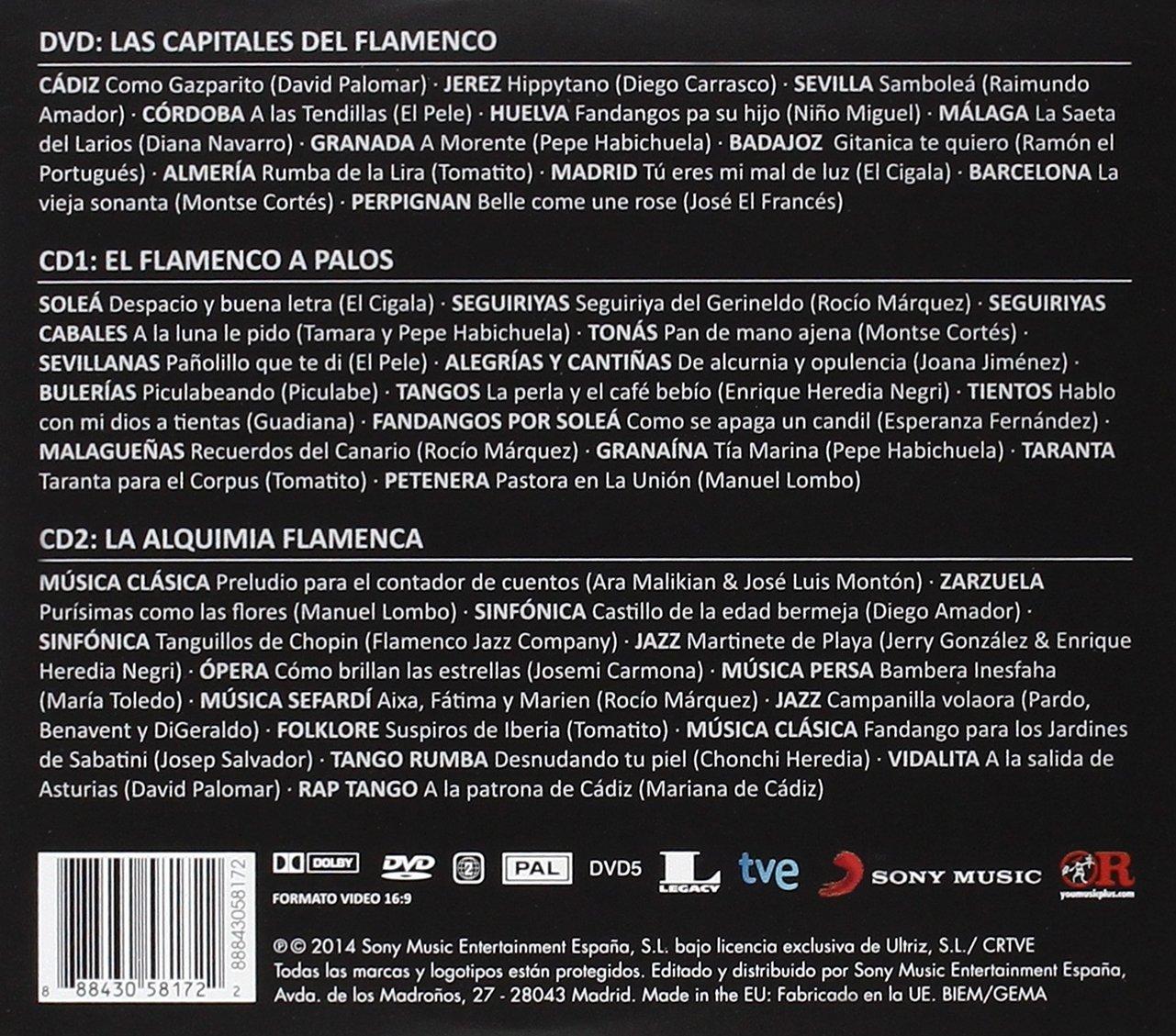 Flamenco Para Tus Ojos: Varios: Amazon.es: Música