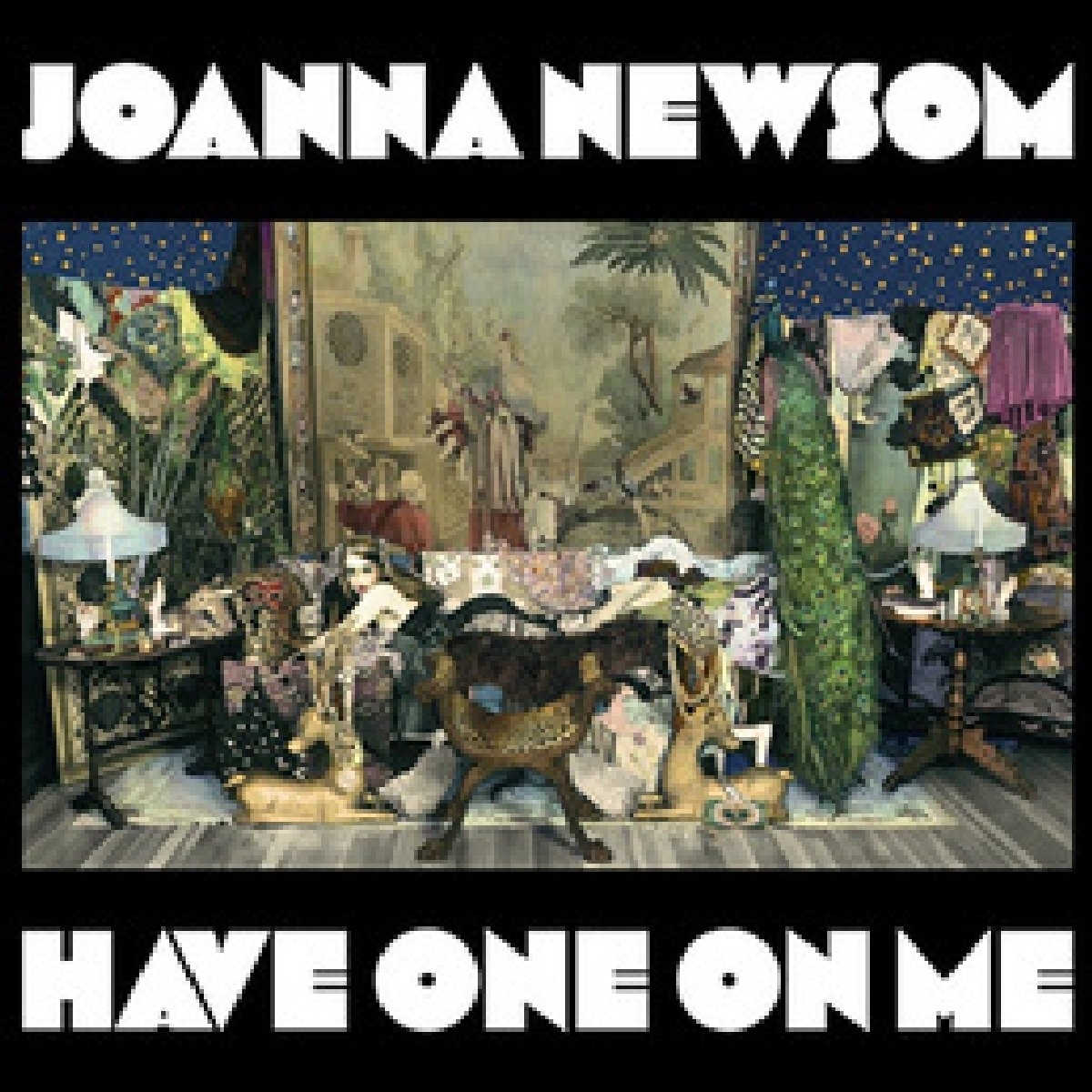 Cassette : Joanna Newsom - Have One On Me (3PC)
