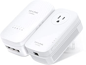 TP-LINK AC1750 Wi-Fi Range Extender and AV1200 Powerline Edition