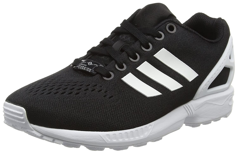 Adidas ZX Flux Em - Zapatillas Unisex Adulto 46 EU Negro (Core Black/Ftwr White/Core Black)