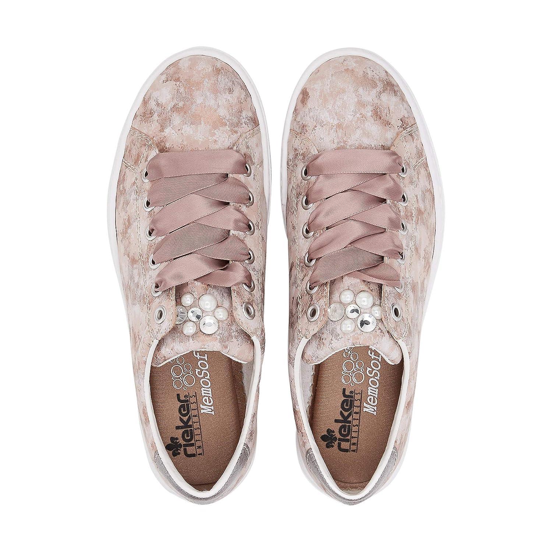 32Sneakers Sacs Rieker L5923 FemmeChaussures Basses Et qSVzMUp