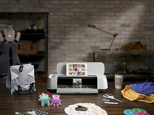 Hobby-Schneidemaschine (Cricut Maker), Hobbyplotter, Weiß, 58 x 18 x ...