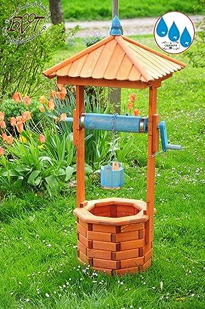 Brunnen Holz.Brunnen Aus Holz Design Mühle Xxl Gartenbrunnen Klassik Ca