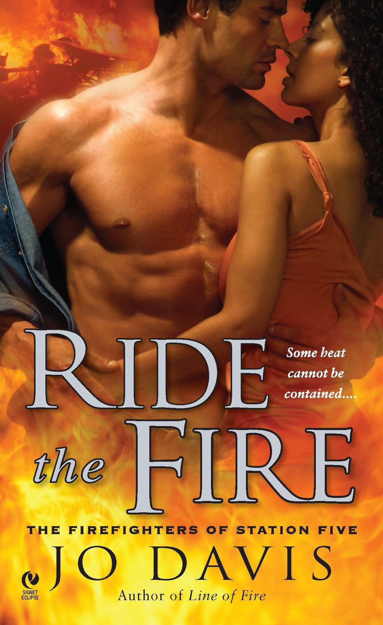 Download Ride the Fire: The Firefighters of Station Five pdf epub