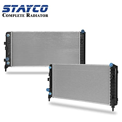 Replacement Radiator for Chevy Impala Monte Carlo, Buick Allure LaCrosse V6 V8
