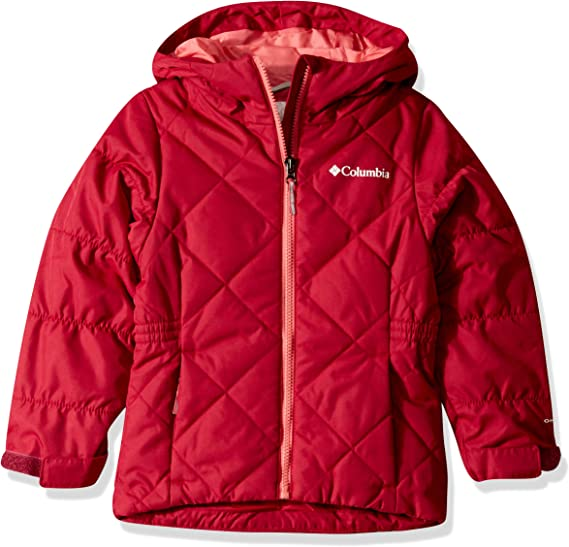 Insulated Columbia Youth Casual Slopes Jacket Waterproof