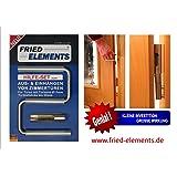 Tür Einhängen Tür Aushängen Hilfe Set Fried Elements Plattenheber | Plattentragegriff | Tür- & Hebebügel | Einfaches Transportieren Von Türen, Arbeitsplatten | Aus- & Einhängen Von Türen | Keine Eingeklemmten Finger Und Füße | Mit Rutschfestem Silikon |