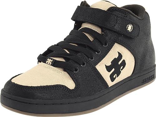finest selection c21b8 b5f97 ... IPATH Classics Grasshopper SneakerFiles  IPath Mens Grasshopper,Waxed  Black SuedeNatural Hemp,14 .