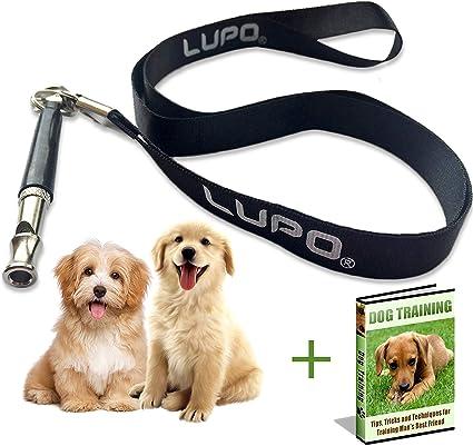 Amazon.com: LUPO® Perro Silbato para detener Barking ...