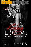 Finding L.O.V. (Love At Last Book 3)