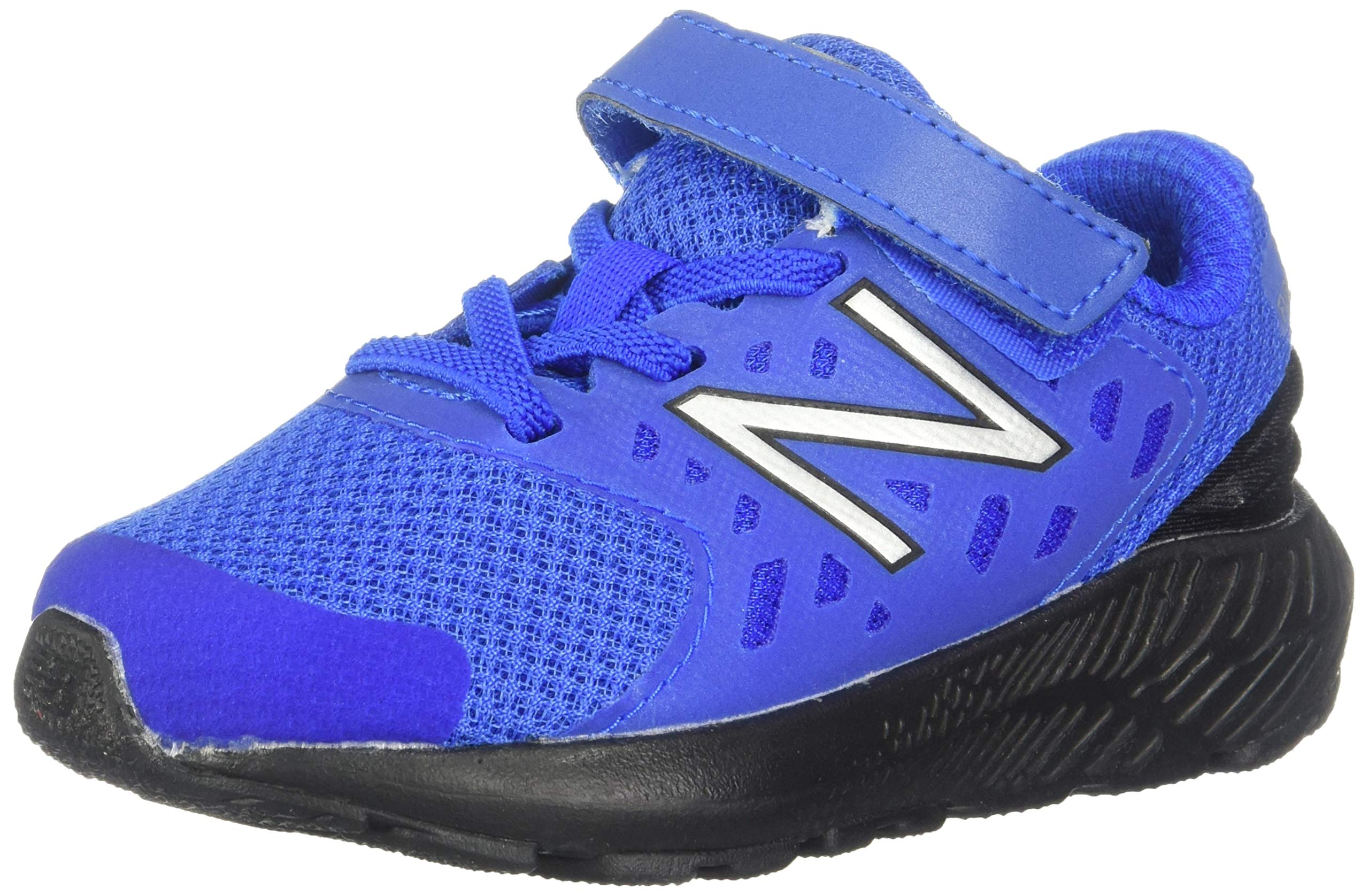 New Balance Boys' Urge V2 FuelCore Running Shoe, Vivid Cobalt/Black, 8.5 M US Toddler by New Balance