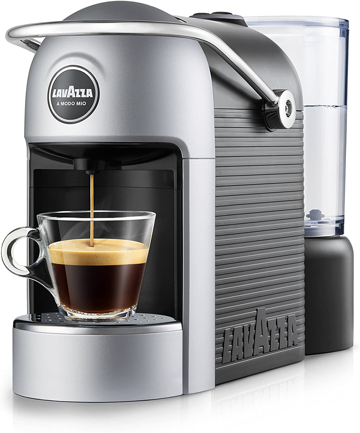Lavazza - Cafetera Jolie Plus, 1250 W, color plata: Amazon.es: Hogar
