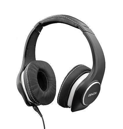 Amazon.com: DENON On-Ear Headphones AH-D340EM: Home Audio ...