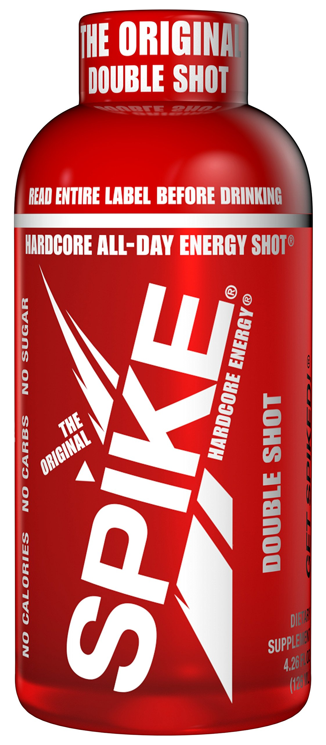 Spike® Double Shot - Original - 24 (4.26 oz) by Spike