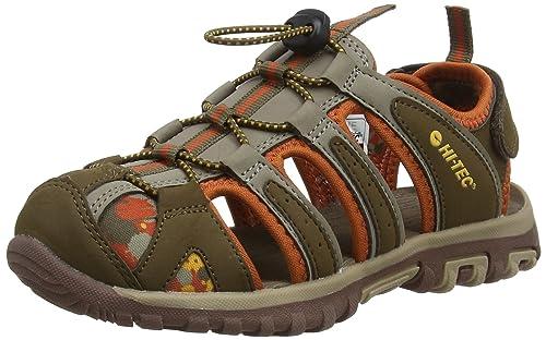 Chaussures Hi-Tec marron garçon SzDeDY0Q