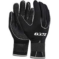 3/5 mm neoprenowe rękawiczki termiczne męskie rękawiczki antypoślizgowe dla kobiet czarne