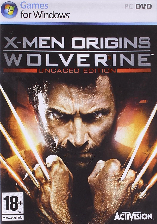 Amazon.com: X-Men Origins: Wolverine - PlayStation 2: Video ...