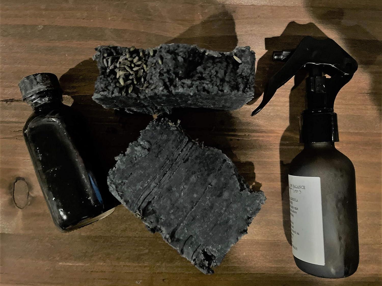 All Black Everything Detox SKINCARE KIT