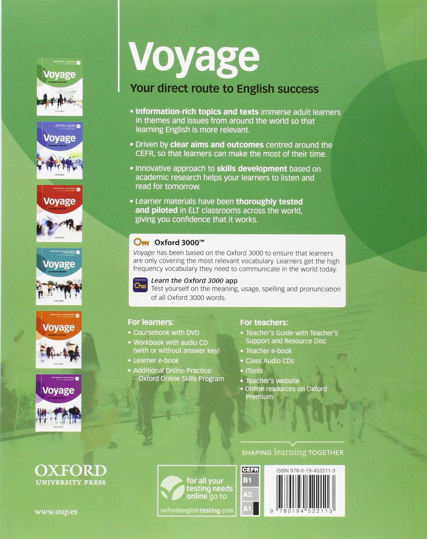 Voyage A1. Students Book + Workbook Pack without Key: Amazon.es: Dummett, Paul, Hughes, Jake: Libros
