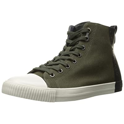 CK Jeans Men's Arnaud Twill/coating Fashion Sneaker