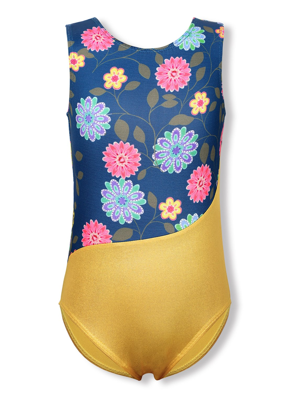8a261c72d ESHOO Girls Gymnastics Leotards Sport Training Ballet Dance Romper ...