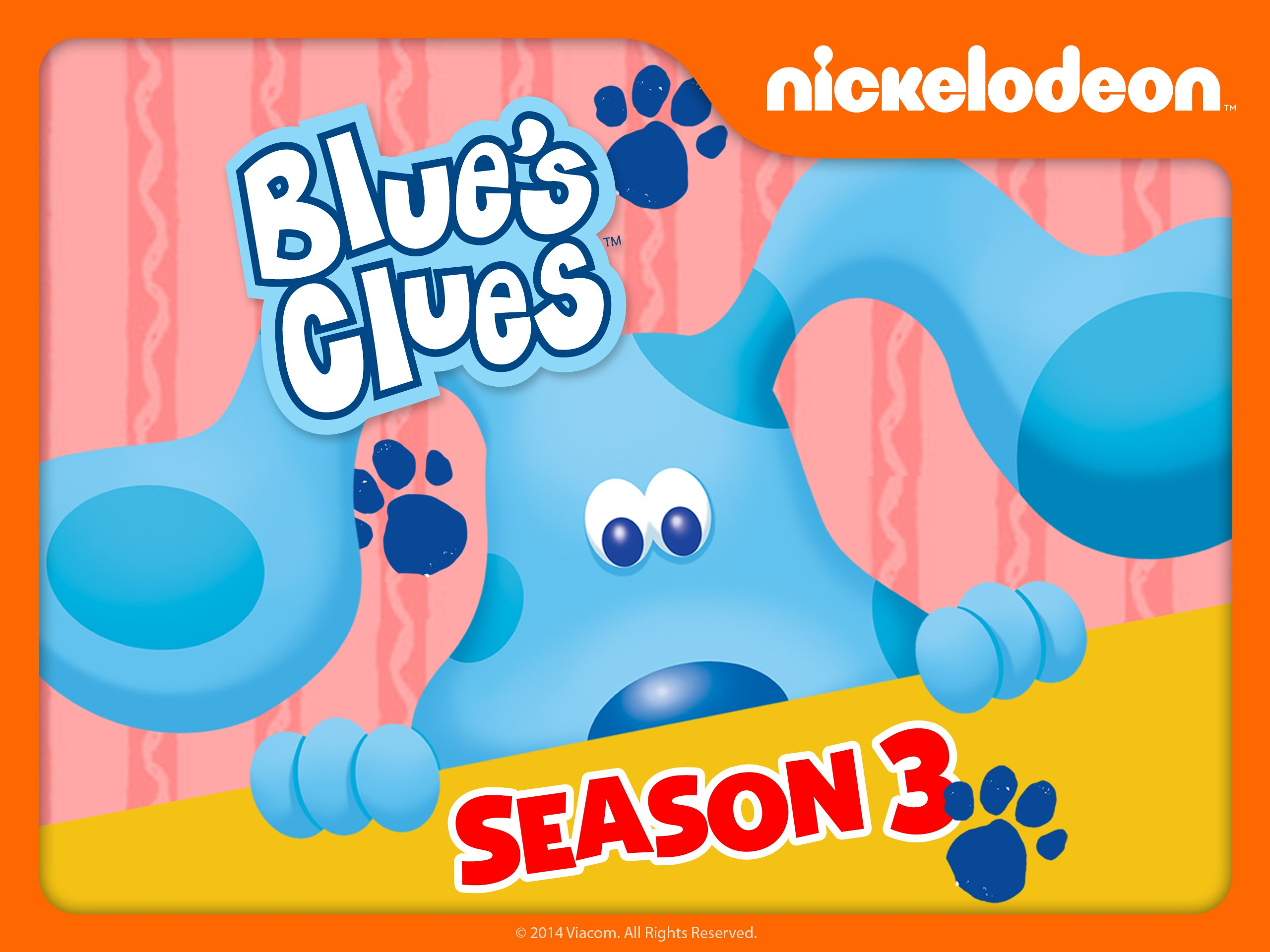 amazon com blue u0027s clues season 3 amazon digital services llc