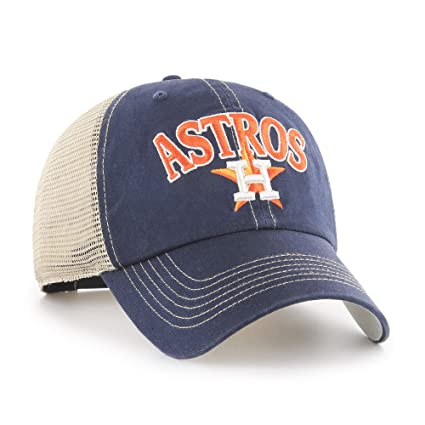 dfbf3baa8 Amazon.com : Fan Favorite MLB Houston Astros Aliquippa Adjustable Hat :  Sports & Outdoors