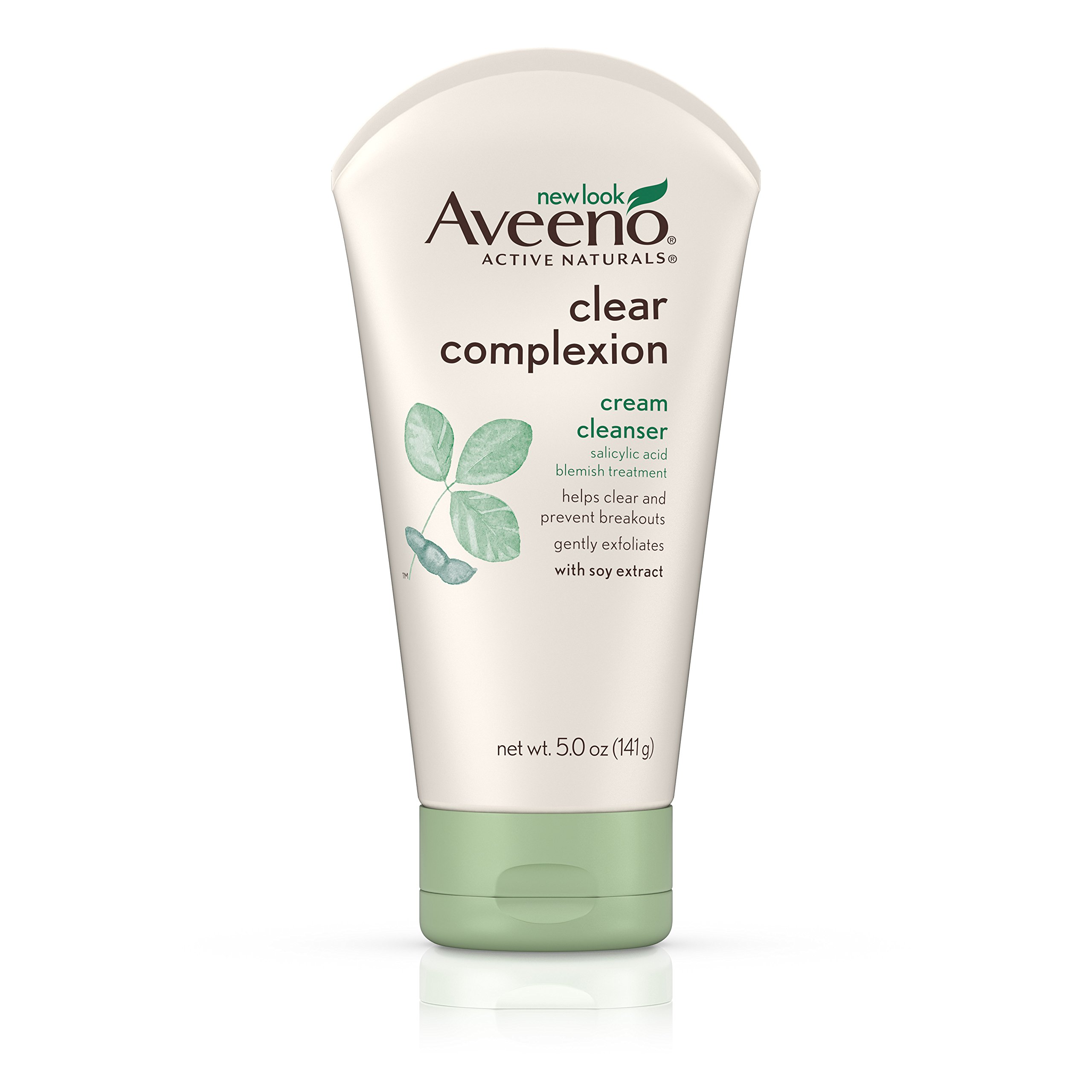 how to use aveeno clear complexion cream cleanser
