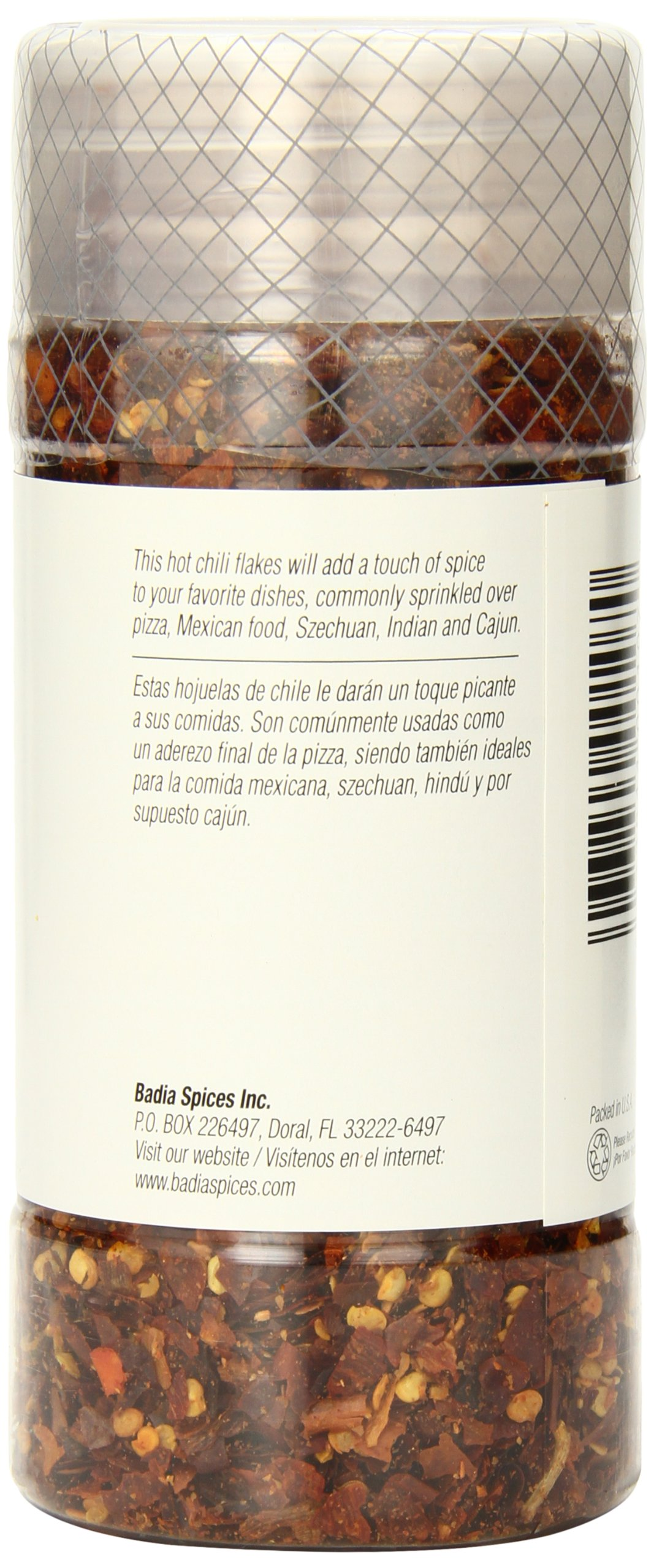 Badia Red Pepper Crushed, 4.5 Ounce (Pack of 12) by Badia (Image #2)