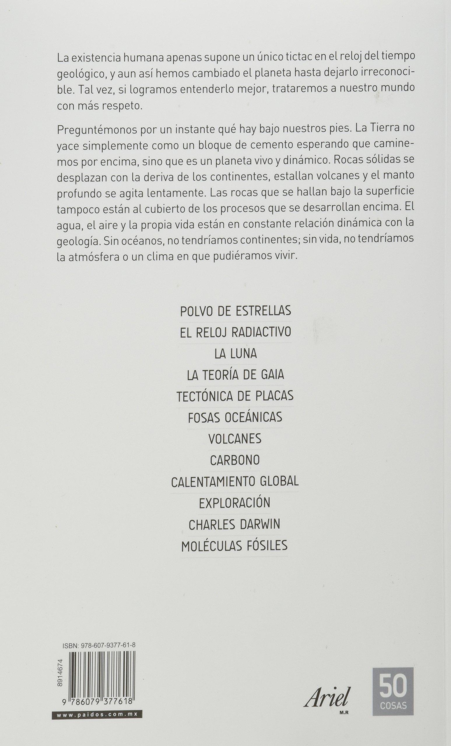 50 cosas que hay que saber sobre la tierra (Spanish Edition): Martin Redfern: 9786079377618: Amazon.com: Books