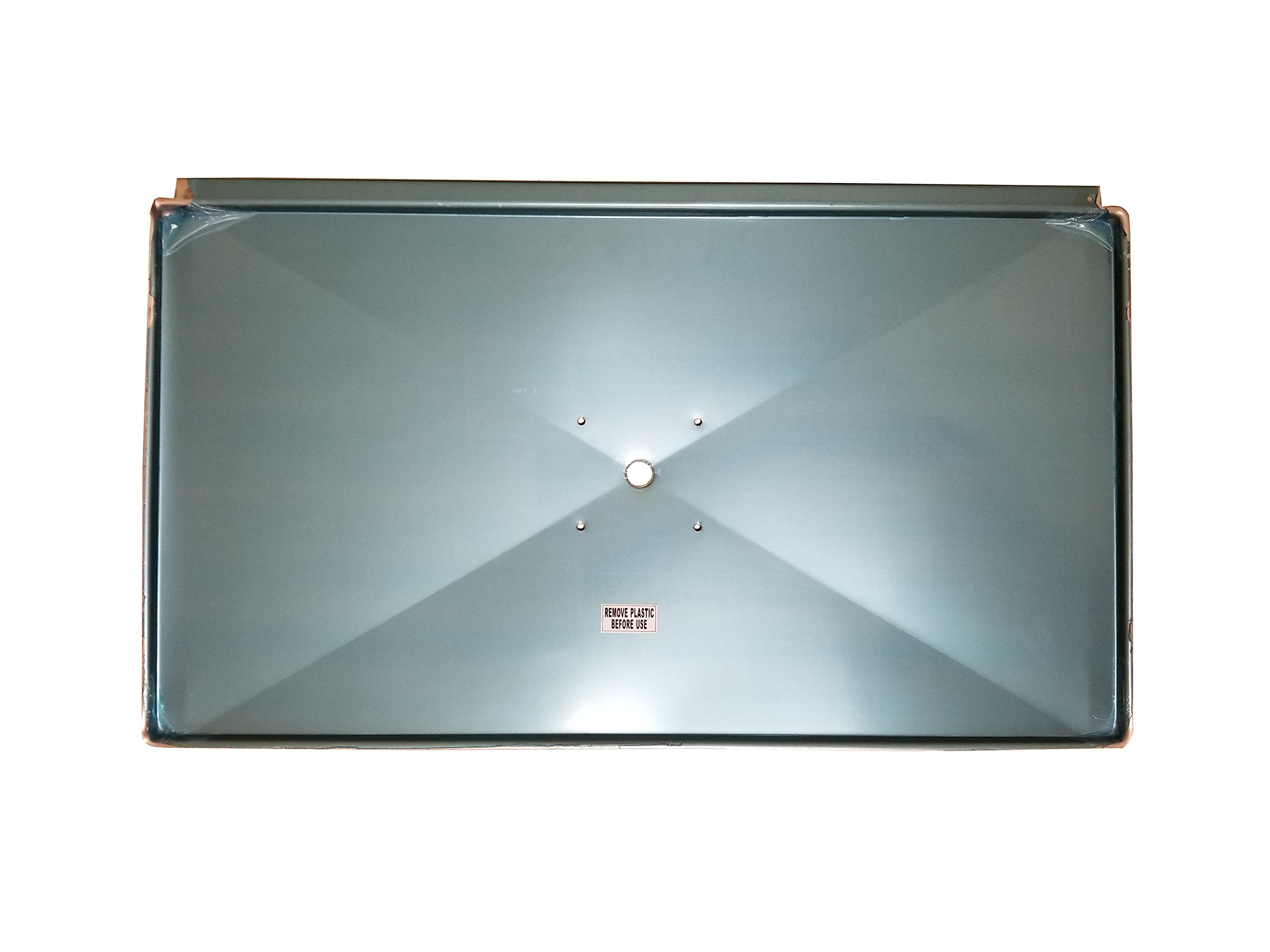 Barbeques Galore G' Frame 27'' Drip Tray for Turbo Grills - with Holes by Barbeques Galore