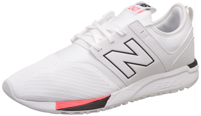 New Balance Herren 247 Classic Mesh Sneaker  42.5|Wei?