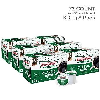 Krispy Kreme Doughnuts, Cápsulas de K-Cup para cafeteras ...