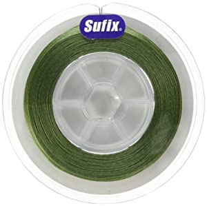 Sufix 832 Advanced Superline Braid -300 yards Review