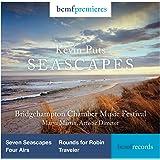 Kevin Puts: Seascapes - bcmf premieres