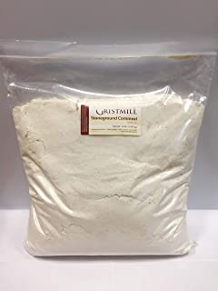 product image for Homestead Gristmill — Non-GMO, Chemical-Free, All-Natural Stone-ground White Cornmeal (10 lbs)