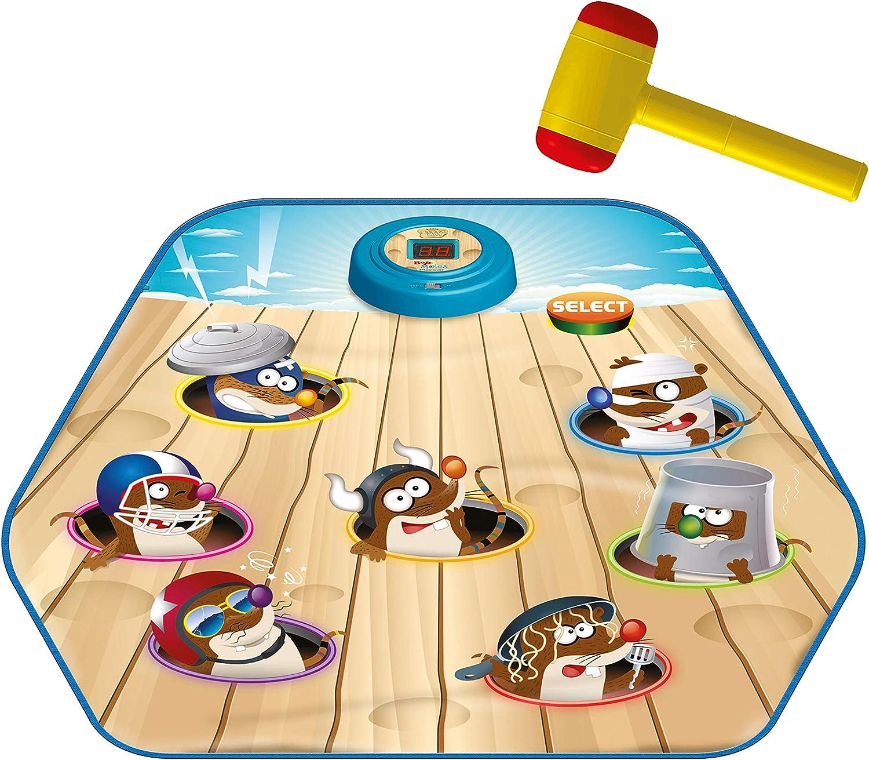 Global Gizmos 46029 Mole Whack-a-Moley - Alfombra de juegos , color/modelo surtido: Amazon.es: Juguetes y juegos
