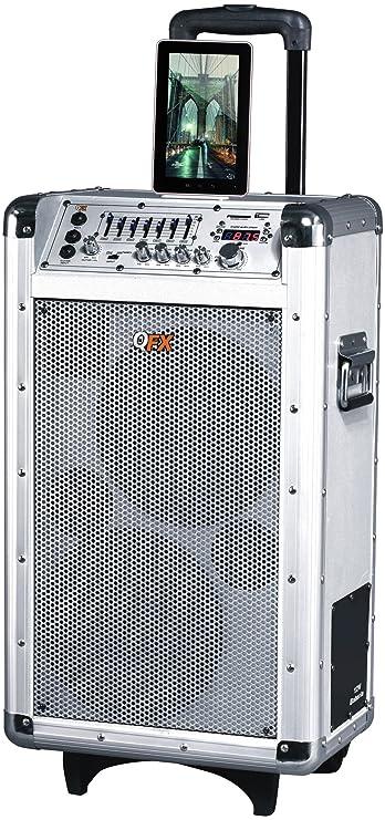 Review QFX PBX-3081BT Portable Battery