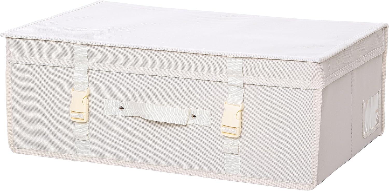 Hoesh UK Ivory Bridal Bridesmaid Dress Gown Wedding Clothes Storage Kit Box Set