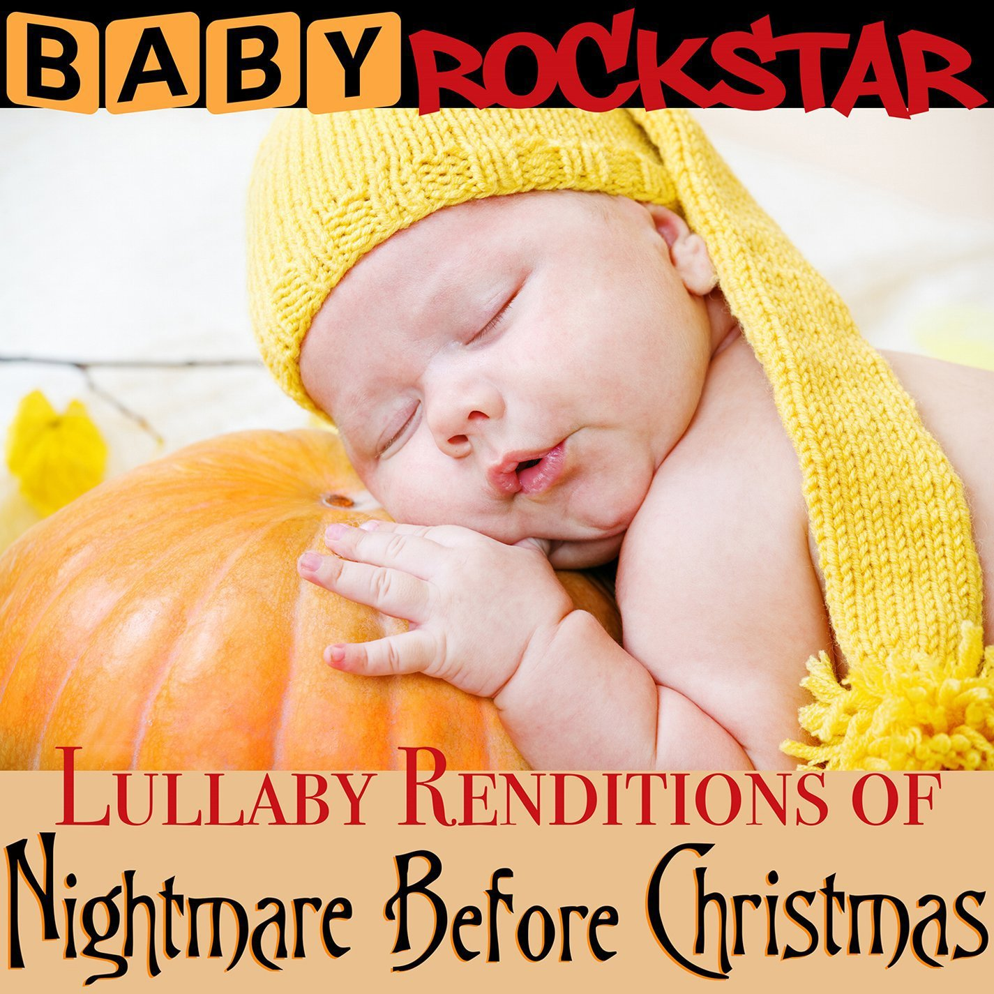 Baby Rockstar - Lullaby Renditions Of The Nightmare Before Christmas ...