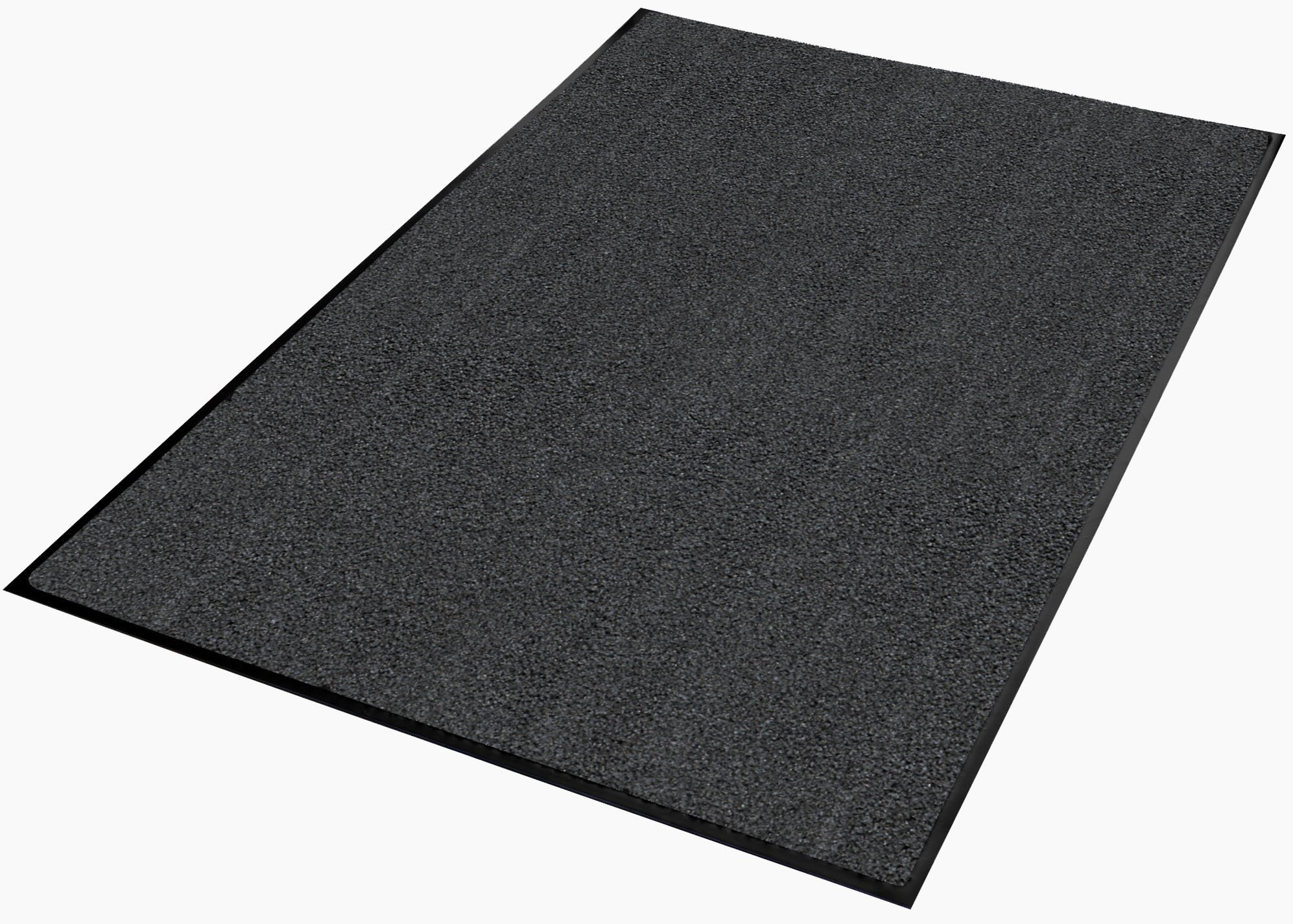 Guardian Platinum Series Indoor Wiper Floor Mat, Rubber with Nylon Carpet, 3'x15', Grey by Guardian (Image #5)
