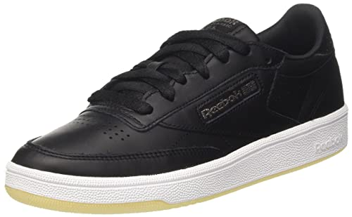 de248f2813a7ec Reebok Women s s Club C 85 Lthr Gymnastics Shoes  Amazon.co.uk ...