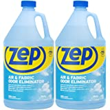 Zep Air and Fabric Odor Eliminator 128 Ounce ZUAIR128 (Pack of 2) Refresh Your Home, Office & Business
