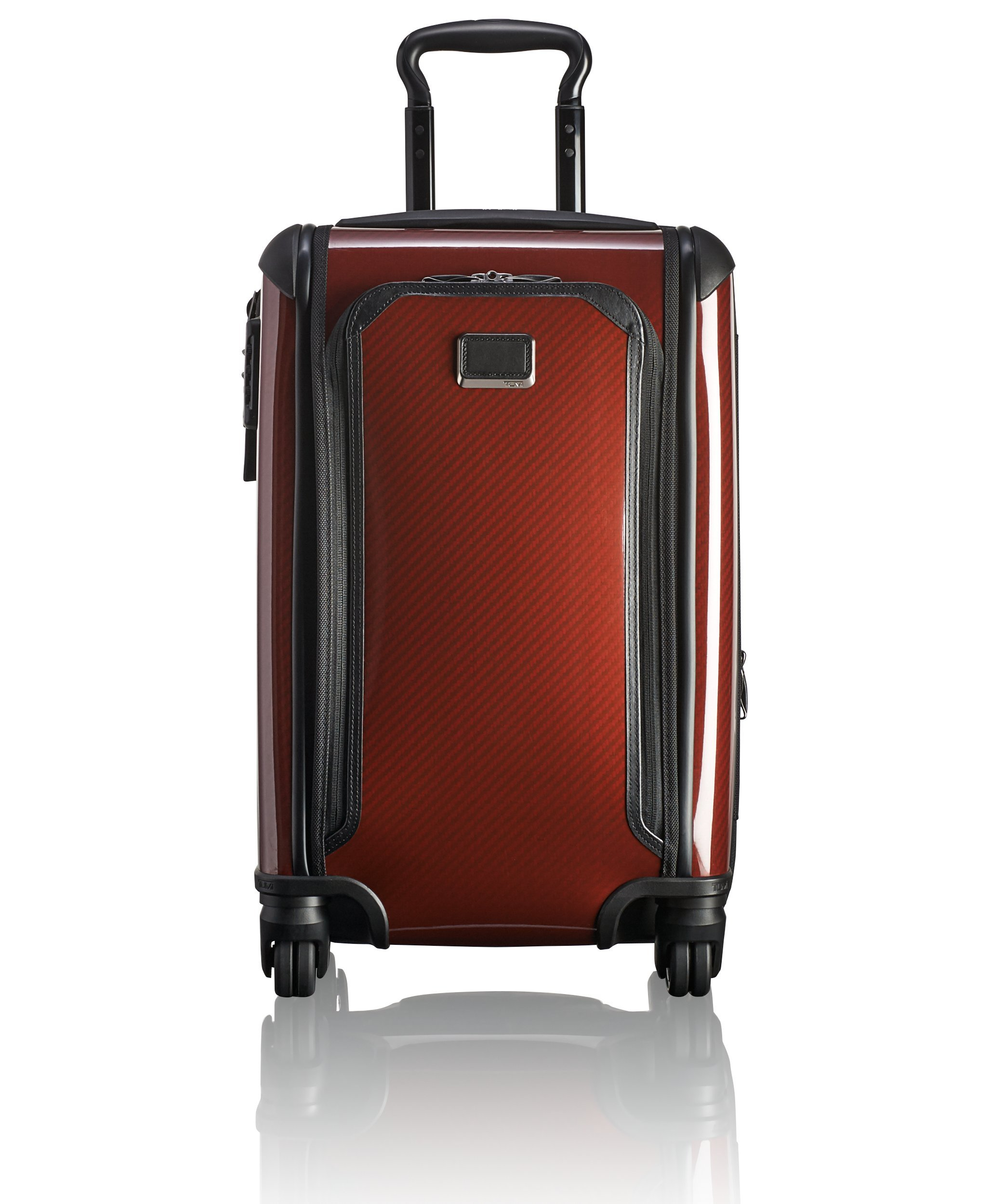 Tumi Tegra Lite Max International Expandable Carry-on, Crimson by Tumi