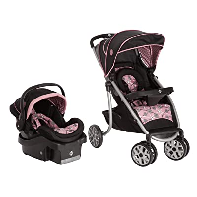 Safety 1st SleekRide LX Travel System Review